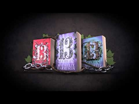 The Thirteen Secrets book trailer