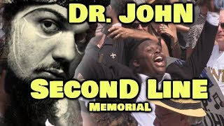 Dr. John Second Line - 6/22/2019