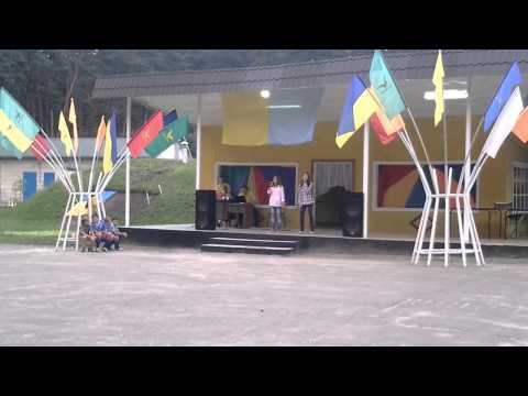 Лагерные песни - Простая история