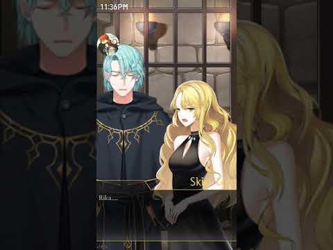 (Mystic Messenger) V Route - Day 7, Branch, Rika's Breakdown (Gameplay)