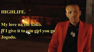 Tekno - Jogodo (Official Lyrics Video) HD