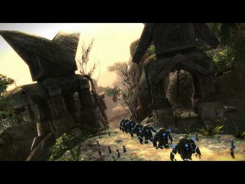 Guild Wars 2 - The Races of Tyria