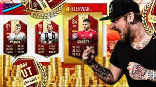 FIFA 19: Meine WEEKEND LEAGUE Rewards 🔥🔥 Wenn der WALKOUT 2x Klingelt