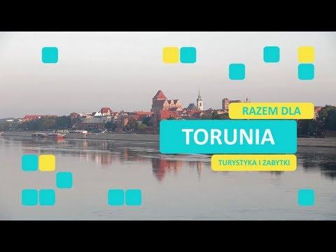 Województwo Kujawsko - Pomorskie | Razem Dla Torunia - Turystyka I Zabytki TV TORUŃ (short Version)
