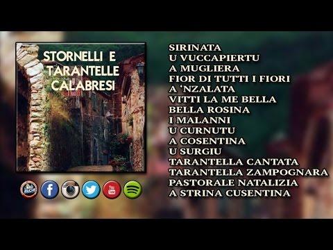 Stornelli e tarantelle Calabresi (FULL ALBUM)
