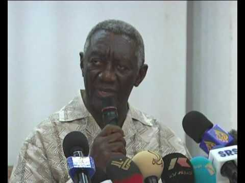 MaximsNewsNetwork: SUDAN ELECTIONS - A.U. OBSERVERS, JOHN KUFOUR ARRIVE (UNMIS)