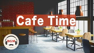 Cafe Music - Relaxing Jazz & Bossa Nova Music For Study, Work - Background Cafe Music