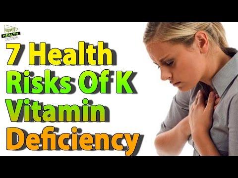 7  Health Risks of Vitamin K Deficiency