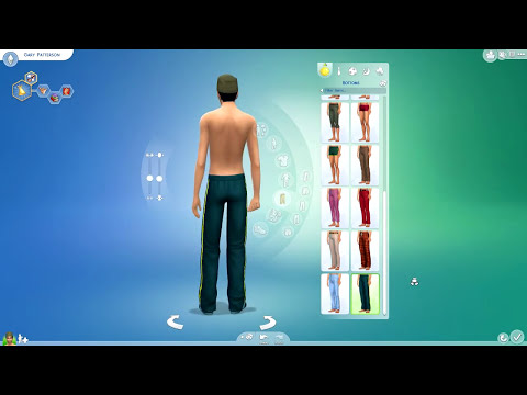 The Sims 4: Complete CAS Demo Tour.