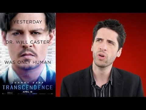 Transcendence movie review