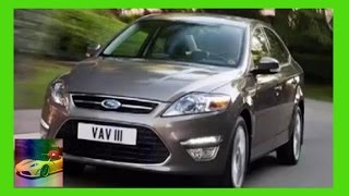 2014 Ford Mondeo Titanium X Business Edition Review