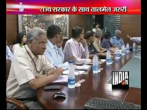 NDMA meeting on Uttarakhand rescue operations in Delhi