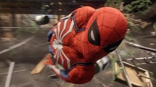SPIDER-MAN PS4 - Adelantos Exclusivos y Análisis PARTE 1