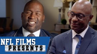Meet Charles Fuller Jr. and His Friend Jerry Rice | NFL Films Presents