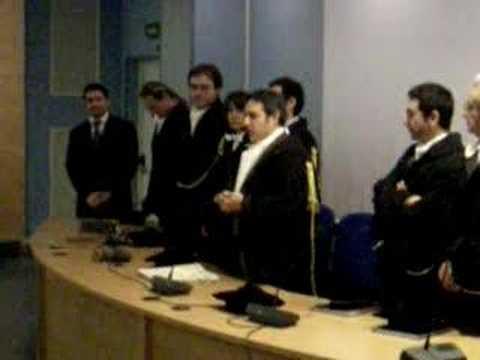 Alessandro Grassia Proclamazione Laurea