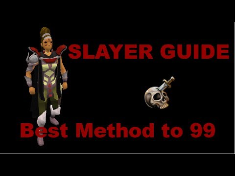1-99 Slayer Guide Runescape 2014 - Fast and Easy Training Methods | Money Making! EOC