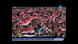 برنامج العاشرة مساء|تصريحات للقيادى عاصم عبدالماجد يظهر فيها تحالفه وتحالف التيار الإسلامى مع الجيش