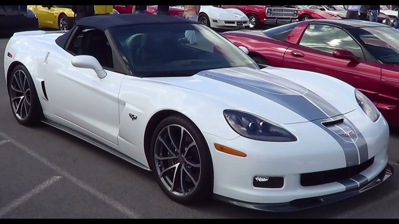 2013 Corvette 60th Anniversary 427 Youtube