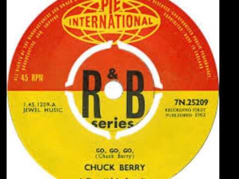 Chuck Berry - Go Go Go