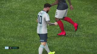 PRO EVOLUTION SOCCER 2019 LITE gameplay