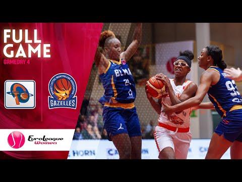 Famila Schio v BLMA - Full Game - EuroLeague Women 2019-20