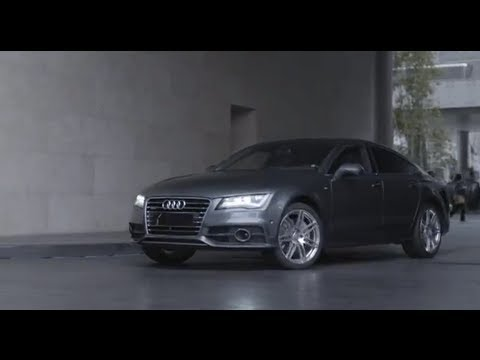 Audi A7: Auto Pilot Car of the Future