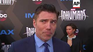 Actor Anson Mount pushes for donations to aid hurricanehit Texas
