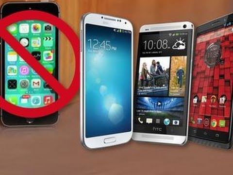 CNET Top 5 - iPhone 5S alternatives