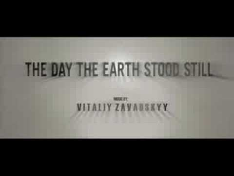 The Day the Earth Stood Still Soundtrack - Vitaliy Zavadskyy