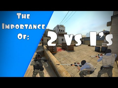 The Importance Of: Peaking In 2 vs 1 Situations (CSGO Guide)