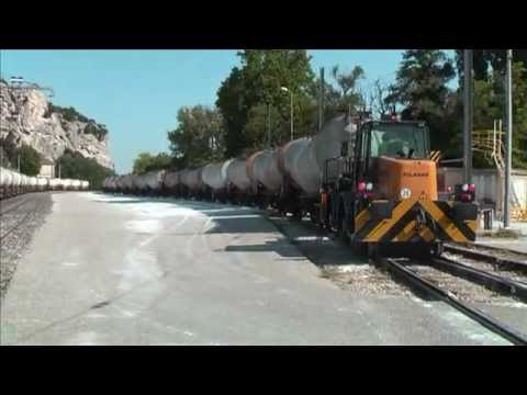 RPE Locotrator 2400 ton