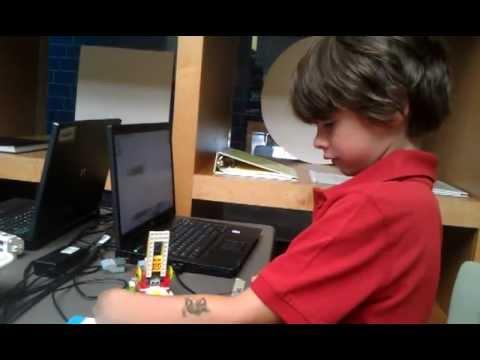 2012 Lego Robotics Camp - Canton Country Day School