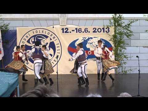 Slovak Folk Dances - Karpaty, Bratislava.