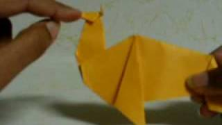 How To Make An Origami Reindeer - Part 2