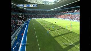 FIFA 2012 - Arsenal vs Manchester City