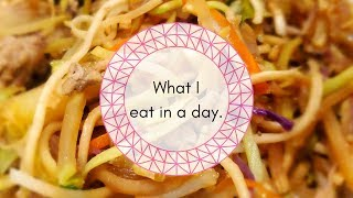 WHAT I EAT IN A DAY   6 months post gastric bypass surgery