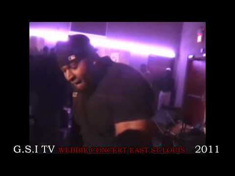 FIGHT @ WEBBIE CONCERT EAST ST.LOUIS 2011 CLUB BRAWL BLACKMONS PLAZA RUMBLE SHOOT OUT