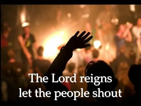 The Lord Reigns by Klaus Kuehn with Lyrics