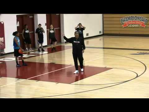 """Daily Dozen"" Shooting Drills for Youth Basketball"