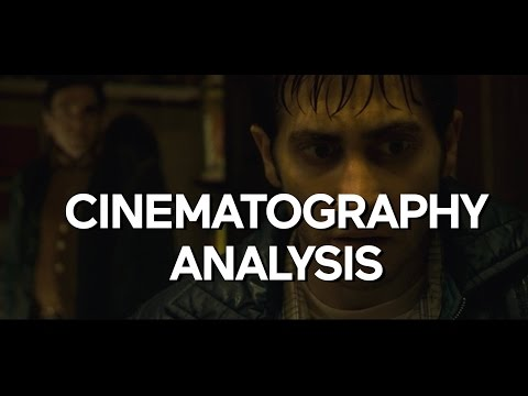 Cinematography Analysis — Zodiac