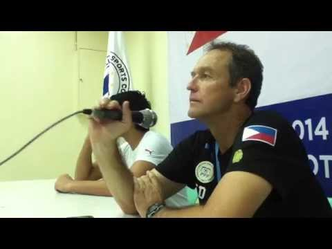 FIFA friendly post-match press Conference - Philippines vs Papua New Guinea