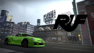 Need for Speed Most Wanted - RUF CTR3 2010 - Car Mod