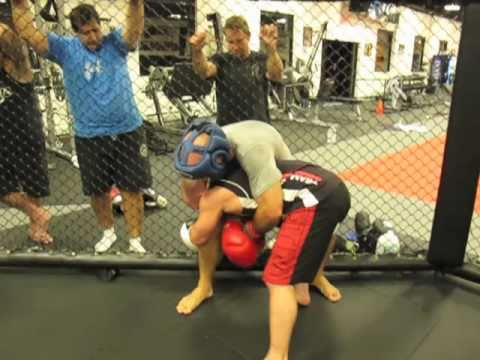 Matt Serra UFC 119 Video Blog - Day 2 Image 1