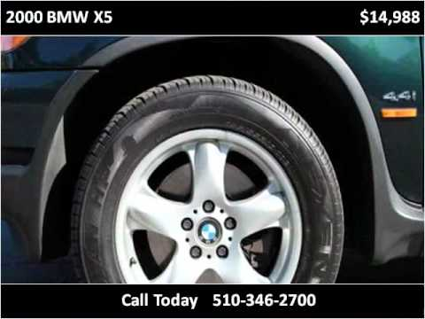 2000 BMW X5 Used Cars San Leandro CA