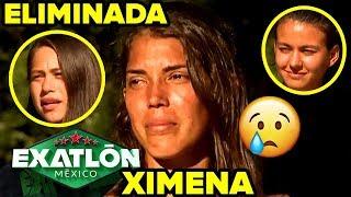 Exatln México 2 | Sale Ximena Buenfil Captulo 99
