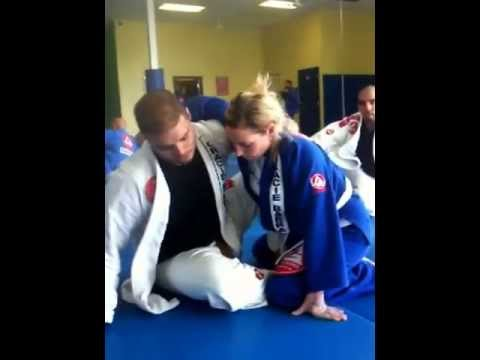 Butterfly Sweeps in BJJ (Brazilian Jiu Jitsu) Image 1