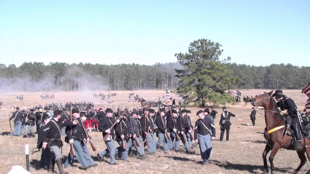 2015 Civil War Reenactments