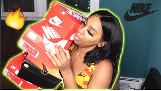 NIKE Female Sneaker Haul 2019 W/ A Female SneakerHead!!