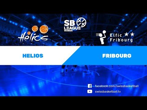 SB League Women - Day 16: HELIOS vs. FRIBOURG