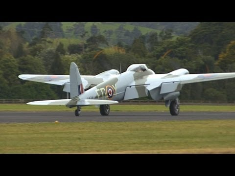 The Mosquito Flys - KA114 first flights